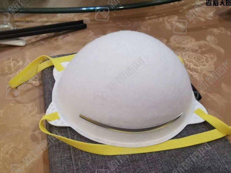 采购2000万个KN95杯状口罩加工单_图纸(2)