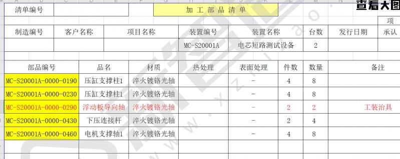 天津周边寻非标设备配套厂家合作加工单_图纸(1)