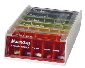 Pill box/organizer + Pill cutter