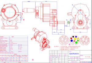 采购电机制动刹车器