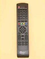 Hot selling LCD led universal IR dansat tv remote