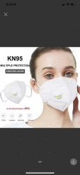KN95口罩带呼吸阀